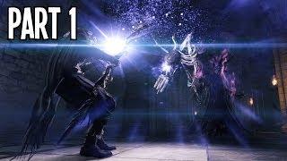 getlinkyoutube.com-Dark Souls 2 Pure Sorcerer Walkthrough-Part 1-Tutorial