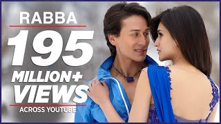 Heropanti: Rabba Video Song | Mohit Chauhan | Tiger Shroff | Kriti Sanon