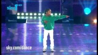 getlinkyoutube.com-Incredible 10 year old dancer