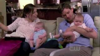 getlinkyoutube.com-One Tree Hill - 8x22 - Brooke & Julian: Meet Davis and Jude Baker!