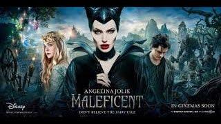 Angelina Jolie, Elle Fanning, Sharlto Copley | Maleficent