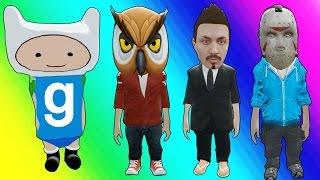 getlinkyoutube.com-Gmod Hide and Seek - Little Character Edition! (Garry's Mod Funny Moments)