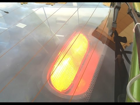 Замена лампы фонаря дополнительного сигнала торможения на Daewoo Matiz 0.8L-1.0L МКПП и АКПП