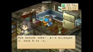 getlinkyoutube.com-Harvest Moon Back To Nature: Harris Fallin In Love With Aja