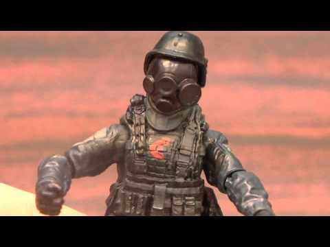 CGR Toys - COBRA SHOCK TROOPER G.I. Joe figure review