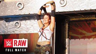 getlinkyoutube.com-FULL-LENGTH MATCH - Raw - Trish Stratus vs. Lita - Women's Championship Match