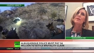 getlinkyoutube.com-Albuquerque PD pays $6 million in brutality case