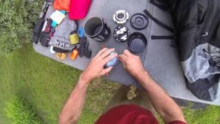 getlinkyoutube.com-Extreme Bugout / Camping bag Backpack