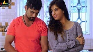 Badmash Pottey | Asna and Farukh Khan Making Omlet | Latest Hyderabadi Movie Scenes