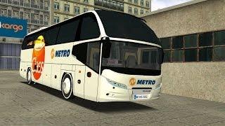 getlinkyoutube.com-Metro Turizm - Neoplan Cityliner - Harem Otogar Girişi -- EnesTUNCA