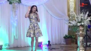 getlinkyoutube.com-Ghezaal Enayat at Qalbi Nek Fashion Show-New Era-Dushanbe Tajikistan 2016