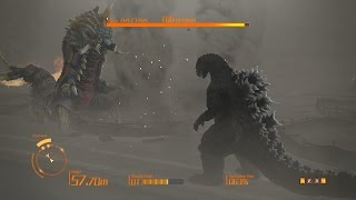 getlinkyoutube.com-Godzilla The Game - Godzilla Gets Battered by Battra (Hard Stage)