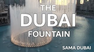 getlinkyoutube.com-The Dubai Fountain: Sama Dubai (Opener) Shot/Edited with 5 HD Cameras - 1 of 9 (HIGH QUALITY!)