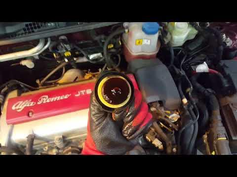 Контрактный двигатель Alfa Romeo (Альфа Ромео) 1.9 939 A6.000 | Где ? | Тест мотора