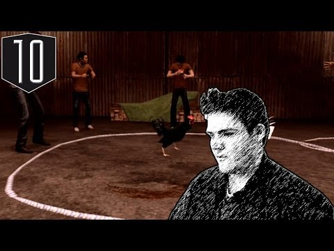 Sleeping Dogs: Episode 10: Cock Fight