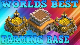 "getlinkyoutube.com-INSANE TOWN HALL 8 FARMING BASE! ""BEST TOWN HALL 8 FARMING BASE"" (CLASH OF CLANS)"