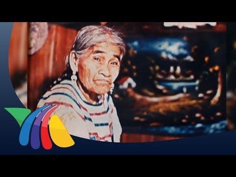 María Sabina, curandera famosa en el mundo