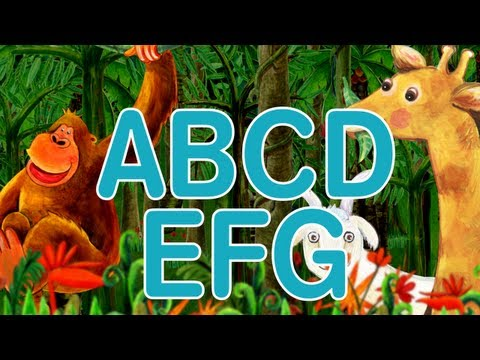 ABC Phonics  A, B, C, D, E, F, G - HD Version