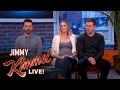 Whos The Baby Daddy: Jimmy Kimmel or Matt Damon?