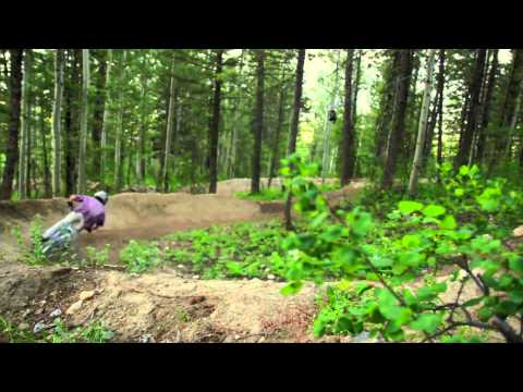 Behind the Scenes of the JHMR Bike Park Video by KGB Productions