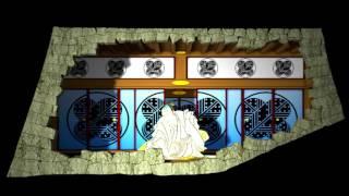 getlinkyoutube.com-忠臣蔵ウイーク2015 音と光と映像のコラボレーション 忠臣蔵Ukiyoe  プレ動画