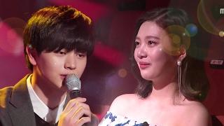 getlinkyoutube.com-[We Got Married Behind] 성재♥조이 미공개컷 - SungJae's song 'hug me'