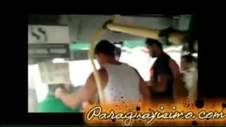 getlinkyoutube.com-Resumen de la PALIZA a chofer de la linea 27