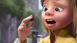 """getlinkyoutube.com-INSIDE OUT - """"We are not eating that"""" Clip (2015) Pixar Animated Movie HD"""