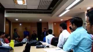 getlinkyoutube.com-Shailee Chaudhary's Motivational Speech Rank1 GMCS 55