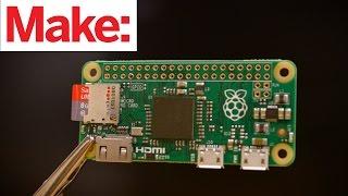 getlinkyoutube.com-Announcing the $5 Raspberry Pi Zero