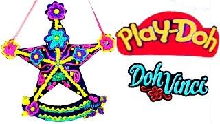 getlinkyoutube.com-NEW Play Doh Vinci Twinkle Little Star DohVinci How to Make Crafts For Kids by StrawberryJamToys