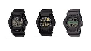 getlinkyoutube.com-Casio G-SHOCK GD-350