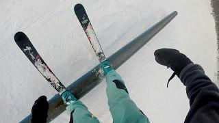 getlinkyoutube.com-SKIING WITH THE SQUAD | GoPro Skiing 2017