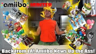 getlinkyoutube.com-Amiibo Hunter: Wave 5b, 6a, Mega Yarn Yoshi! Restocks!