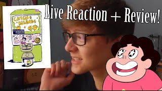 getlinkyoutube.com-(Reaction + Review) Catch and Release (Steven Universe)