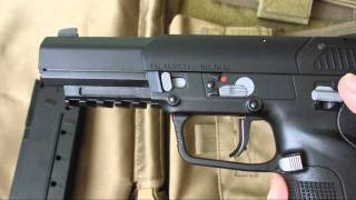 getlinkyoutube.com-FN Five-seveN Review