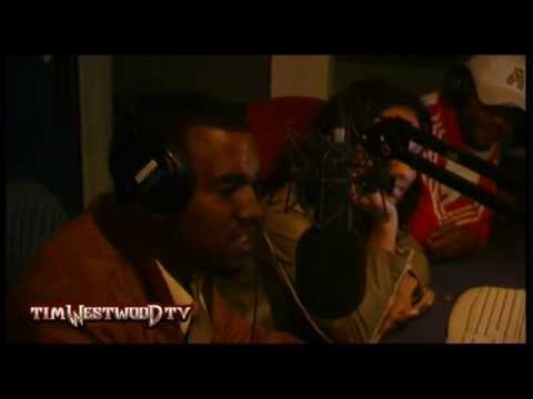 Westwood - Kanye West freestyle *HOT* 2005
