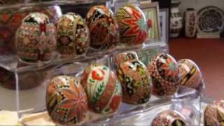 getlinkyoutube.com-Easter Eggs - Ukrainian Style