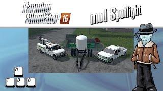 getlinkyoutube.com-Farming Simulator 15 Mod Spotlight - Chevy vs Ford vs Wood Chipper
