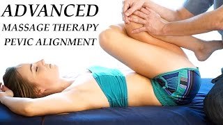 Pelvic Alignment Techniques Advanced Massage Therapy for Low Back Pain & Sciatica
