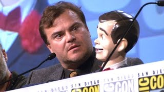 getlinkyoutube.com-Goosebumps Comic Con 2014 Panel - Jack Black