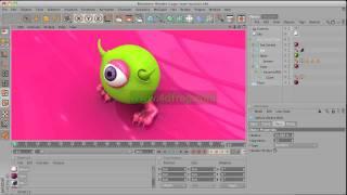 getlinkyoutube.com-Creating Material and Maps in Cinema 4D