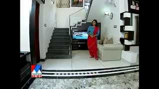 getlinkyoutube.com-Contemporary home at  Poonthoppu Alappuzha- Manorama News