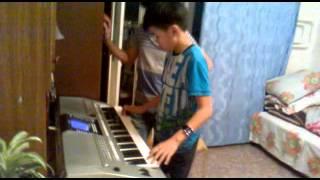 getlinkyoutube.com-Nửa Vầng Trăng (Remix) - Mạnh Tú, Tiến Lực (10 tuổi)