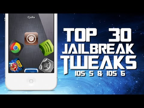 Top 30 Best Cydia Apps & Tweaks Of 2013 For iPhone, iPod Touch & iPad iOS 5 And iOS 6