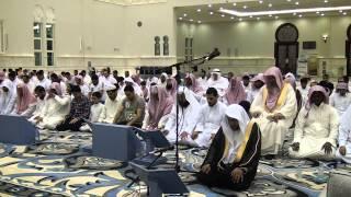 getlinkyoutube.com-صلاة التروايح بصوت القارئ محمد بن أحمد الهزاع الثالث عشر من رمضان ١٤٣٦هـ