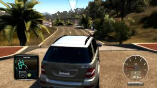getlinkyoutube.com-Test Drive Unlimited 2 - Mercedes-Benz ML63 AMG