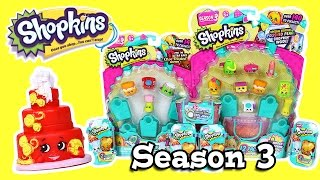 getlinkyoutube.com-Shopkins Season 3 - Baskets, 12 Pack & 5 Packs