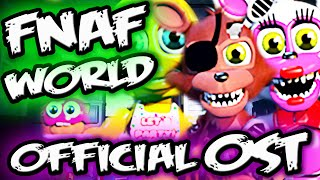 FNAF WORLD OST || Battle Theme & Ice Cave Theme || Five Nights at Freddy's World Teaser