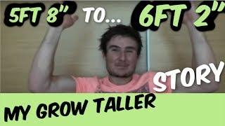 getlinkyoutube.com-How To Grow 3-6 Inches Taller in 90 Days - Lance's Story...